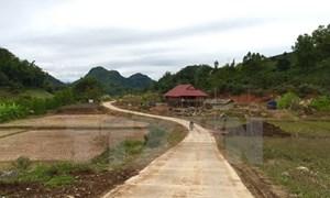 Bổ sung vốn cho Sơn La thực hiện dự án đường giao thông