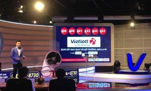 Doanh thu bán vé của Vietlott đạt 734.416 triệu đồng