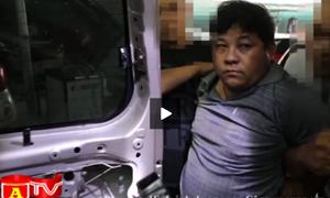 """Video: Giải mã """"mắt xích"""" quan trọng lộ diện đường dây vận chuyển gần 100 bánh heroin"""