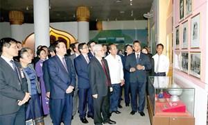 Quan hệ hữu nghị Việt - Lào: Vững bền hơn núi, hơn sông!