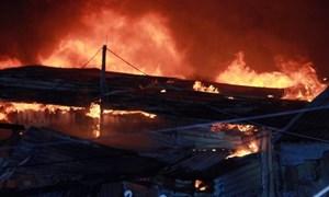 Xử lý nghiêm vi phạm pháp luật về phòng cháy, chữa cháy tại Nha Trang