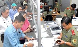 Thí điểm cấp thị thực điện tử cho người nước ngoài