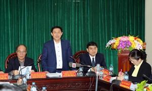 Phó Thủ tướng muốn Nam Đàn phát triển bền vững, trở thành nông thôn mới kiểu mẫu