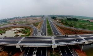 Huy động khoảng 70% tổng mức đầu tư từ xã hội hóa cho dự án cao tốc Bắc Nam
