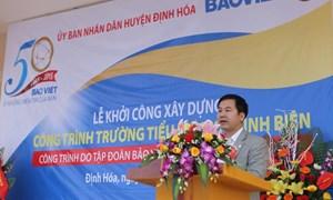 Phát triển bền vững – hướng đi chiến lược của Bảo Việt