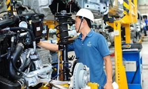Phát triển ngành công nghiệp hỗ trợ đối với ngành công nghiệp ô tô