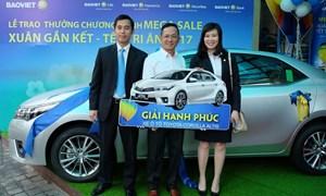 Kinh doanh bảo hiểm phi nhân thọ của Bảo Việt giữ vị trí số 1 thị trường