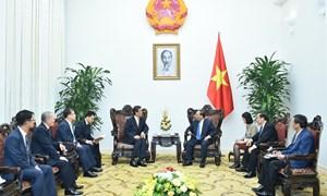 Có khoảng 5.000 doanh nghiệp Hàn Quốc đang đầu tư vào Việt Nam