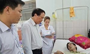 Bảo Việt hỗ trợ kịp thời cho nạn nhân vụ tai nạn nghiêm trọng tại Gia Lai