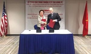 Tập đoàn BRG ký kết nhiều thỏa thuận quan trọng tại Hoa Kỳ