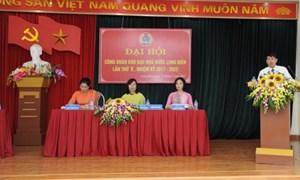 Một số điểm mới về chế độ hội nghị trong các cơ quan công đoàn
