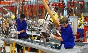 8 tháng, chỉ số sản xuất toàn ngành công nghiệp tăng 6,7%