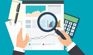 Tổ chức kinh doanh chứng khoán bị cảnh báo về chỉ tiêu an toàn tài chính khi nào?
