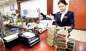 Biến động vốn ở ngành ngân hàng