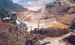 Hướng tới việc khai thác bền vững tài nguyên khoáng sản