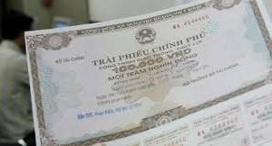 Huy động 2.010 tỷ đồng trái phiếu Chính phủ