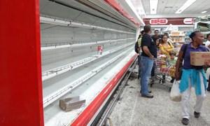 Khủng hoảng kinh tế Venezuela qua những con số