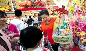 Thị trường quà tết: Sản vật quê lên ngôi