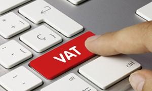 Thuế GTGT đối với sản phẩm xuất khẩu được chế biến từ tài nguyên, khoáng sản?