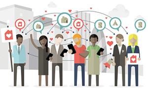 Khai thác tối đa điểm mạnh của mô hình kinh tế chia sẻ