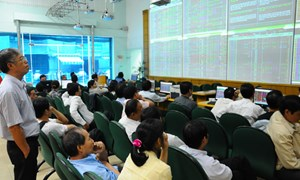 Tháng 2, giá trị giao dịch của nhà đầu tư ngoại đạt hơn 1.147 tỷ đồng