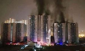 Cháy chung cư cao tầng, nhiều người thương vong: Thêm lời cảnh báo