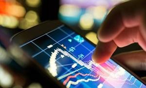 Giá trị giao dịch bình quân cổ phiếu niêm yết trên HNX đạt hơn 1 nghìn tỷ đồng/phiên