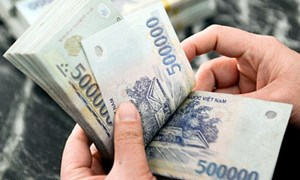 Năm 2021, tiền lương thấp nhất trong khu vực công bằng mức lương thấp nhất bình quân các vùng của khu vực doanh nghiệp