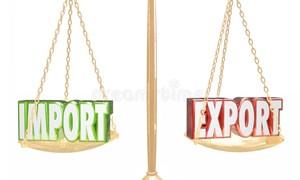Cán cân thương mại hàng hóa thặng dư ở mức 2,86 tỷ USD