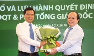 Công bố quyết định bổ nhiệm Thành viên HĐQT, Phó Tổng Giám đốc Sở Giao dịch Chứng khoán Hà Nội