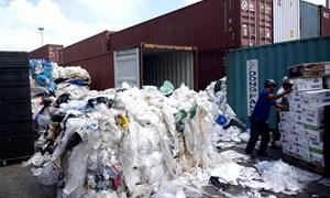 Nghiêm khắc xử lý nhiều khe hở trong quản lý nhập khẩu phế liệu