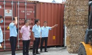 Mạnh tay với nhập khẩu trái phép phế liệu vào Việt Nam