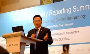 Bảo Việt chia sẻ kinh nghiệm lập Báo cáo theo tiêu chuẩn quốc tế tại Hội nghị thượng đỉnh ASRS châu Á