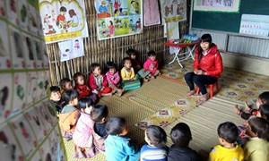 Trẻ em mẫu giáo ở vùng có điều kiện kinh tế - xã hội đặc biệt khó khăn được miễn học phí