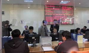 Hải quan Lạng Sơn: Phấn đấu hoàn thành chỉ tiêu thu nộp ngân sách năm 2012