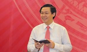 Bộ trưởng Tài chính Vương Đình Huệ: Thu ngân sách sẽ đạt dự toán