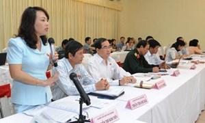 Quốc hội tiếp tục thảo luận tình hình KT-XH năm 2012, kế hoạch năm 2013