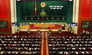 Quốc hội thảo luận chỉ tiêu KT-XH năm 2013