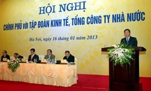 Năm 2012: Ổn định thu nhập cho 1,2 triệu lao động khối DNNN