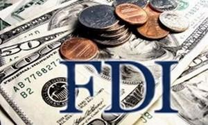 Hai tháng đầu năm, giải ngân hơn 1 tỷ USD vốn FDI