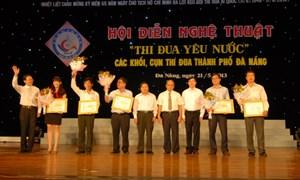 Khối thi đua Tài chính đạt thành tích cao tại Giải thể thao và Hội diễn nghệ thuật quần chúng TP. Đà Nẵng