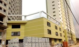 Hà Nội: Hàng trăm dự án đang đà rớt giá