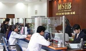 SHB giảm mạnh nợ xấu