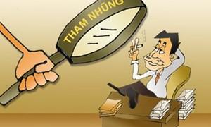 Công tác phòng, chống tham nhũng, thực hành tiết kiệm chống lãng phí...