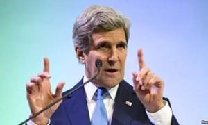 """Mỹ cam kết đẩy mạnh chiến lược """"xoay trục"""" châu Á"""