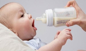 Kết quả đăng ký, kê khai giá đối với mặt hàng sữa dành cho trẻ em dưới 06 tuổi