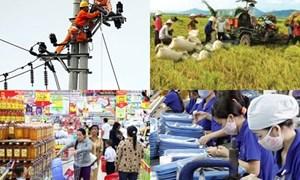 Kinh tế vĩ mô tiếp tục diễn biến theo hướng tích cực