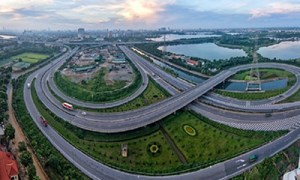 """Thị trường bất động sản quận Hoàng Mai (Hà Nội): """"Vùng trũng"""" hút an cư và đầu tư"""