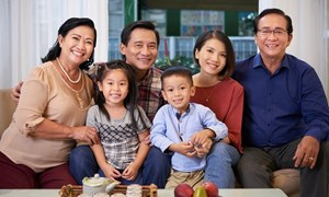 Tận hưởng không gian sống dành cho gia đình đa thế hệ tại The Terra - An Hưng