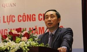 Hải quan Quảng Ninh khai mạc kỳ thi đánh giá năng lực công chức